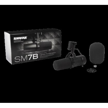 SM7B STUDIO MICROPHONE
